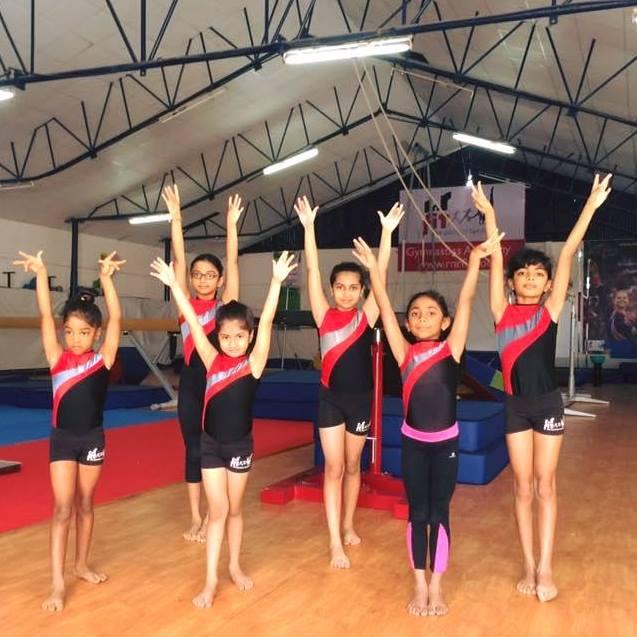 Competitive Gymnastics